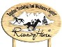 Running Horse Training and Wellness Center logo