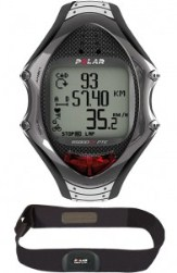 Polar heart rate monitor and equine belt